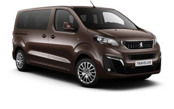 Rent PEUGEOT EXPERT TRAVELLER A/T or similar