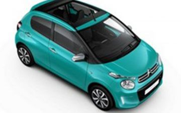 Rent CITROEN C1 OPEN TOP A/T or similar