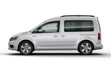 Rent VW CADDY LONG BODY A/T or similar