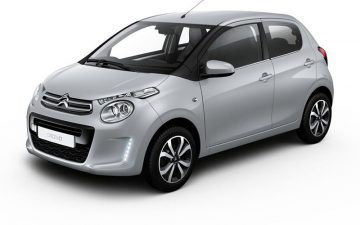 Réserver CITROEN C1 A/T or similar