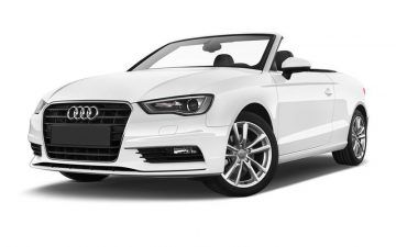 Rent AUDI A3 CABRIOLET A/T or similar