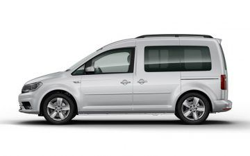 Rent VW CADDY LONG BODY or similar