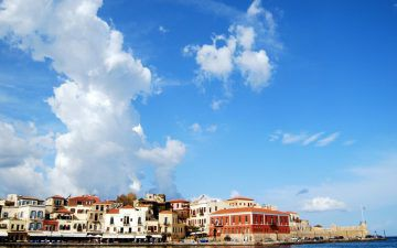 Port of Chania