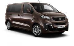 PEUGEOT EXPERT TRAVELLER A/T or similar