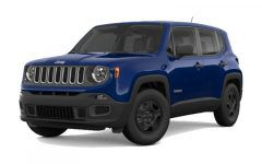 JEEP RENEGADE 4x4 A/T or similar
