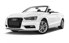 AUDI A3 CABRIOLET A/T or similar