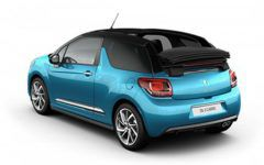 CITROEN DS3 CABRIOLET or similar