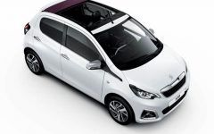 PEUGEOT 108 OPEN TOP or similar